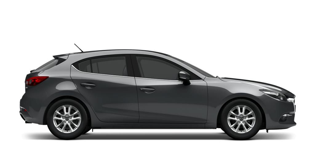 Mazda3 - Maxx - Hatch-Machine Grey Mica