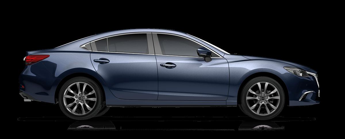 Mazda6 Safety -Smart City Brake Support