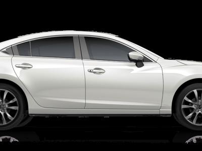 Mazda6 -Sedan- Atenza -Snowflake White Pearl Mica