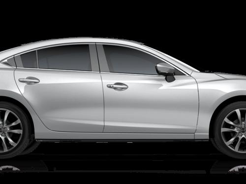 Mazda 6-Sedan-Atenza-Sonic Silver Metallic