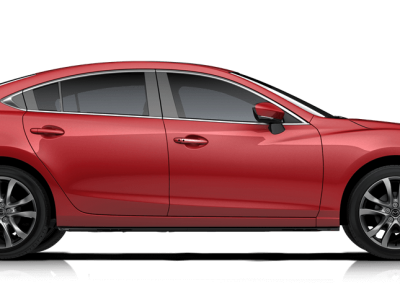 Mazda6 - Sedan -Atenza -Soul Red Metallic