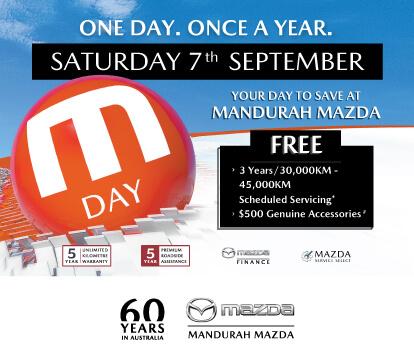 Mazda finance deals sept 7th