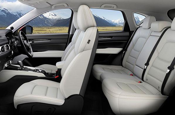 Mazda cx-5 Space