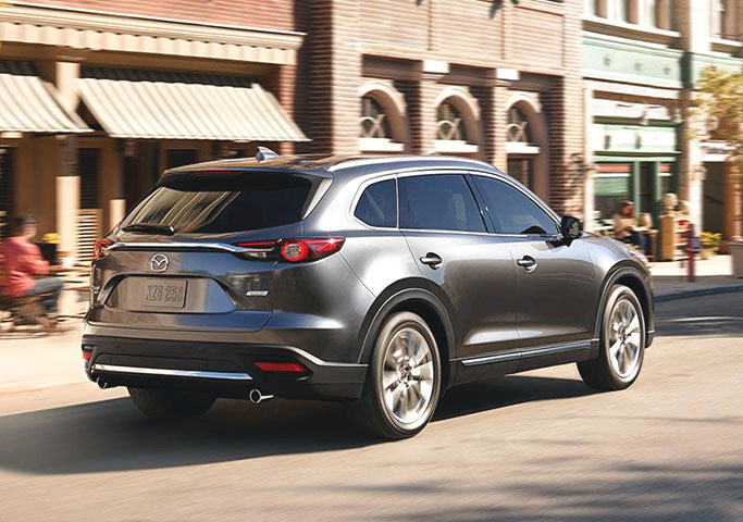 10 Unique Features/Attributes About The Mazda Cx 9