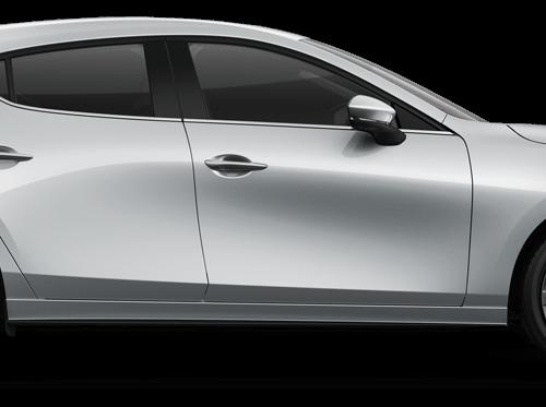 Mazda 3 SSM