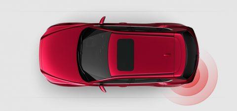 Mazda cx-5 Blind Spot Monitoring