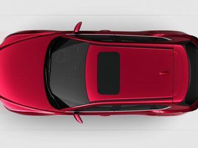 Mazda cx-5 Smart City Brake Support