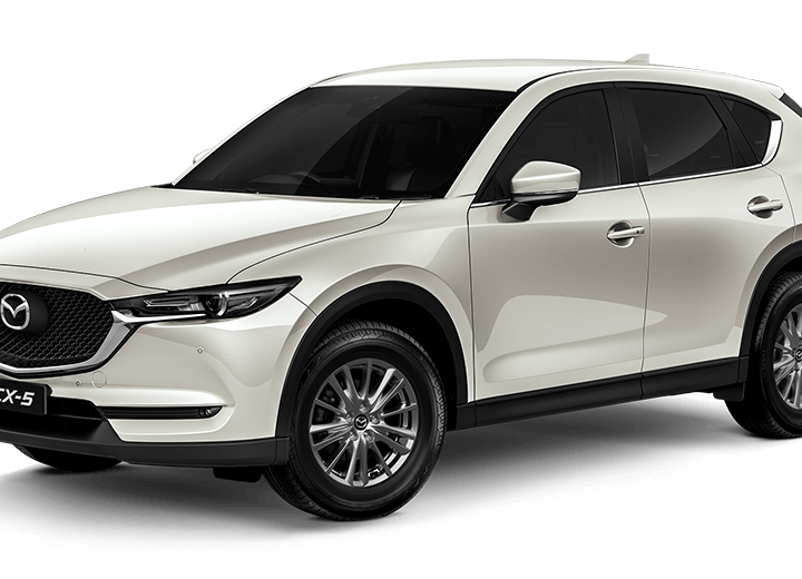 The Mazda CX-5 Touring AWD vs. The Volkswagen Tiguan 132TSI Comfortline