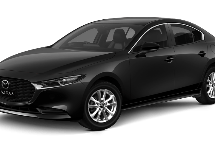 The New Mazda 3 G20 Pure in Review