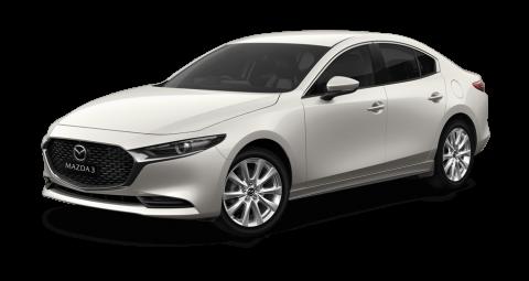 Mazda 3 for Sale silver sedan