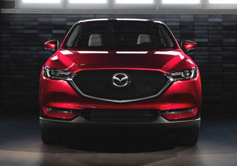 Next Generation Mazda cx-5