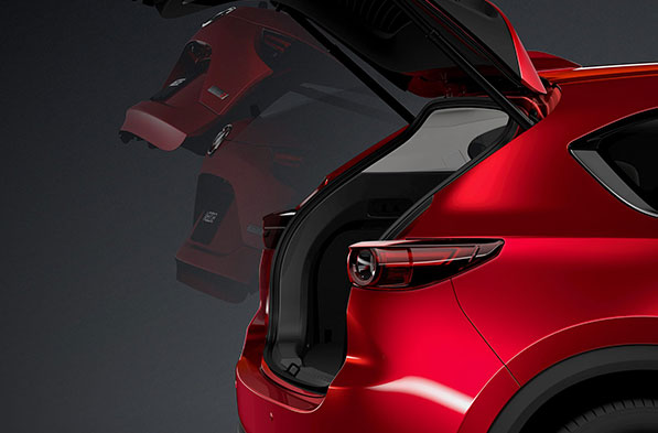 Mazda cx-5 Power TailGate