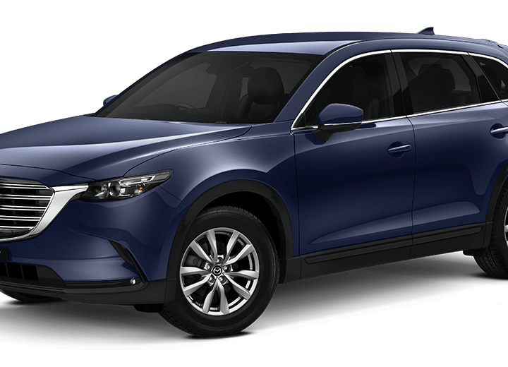 Driving With a Child in Your Mazda CX-9