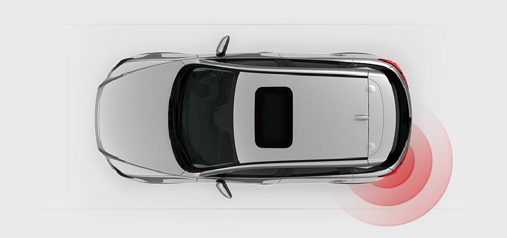 Mazda cx3 Safety -Blind Spot Monitoring