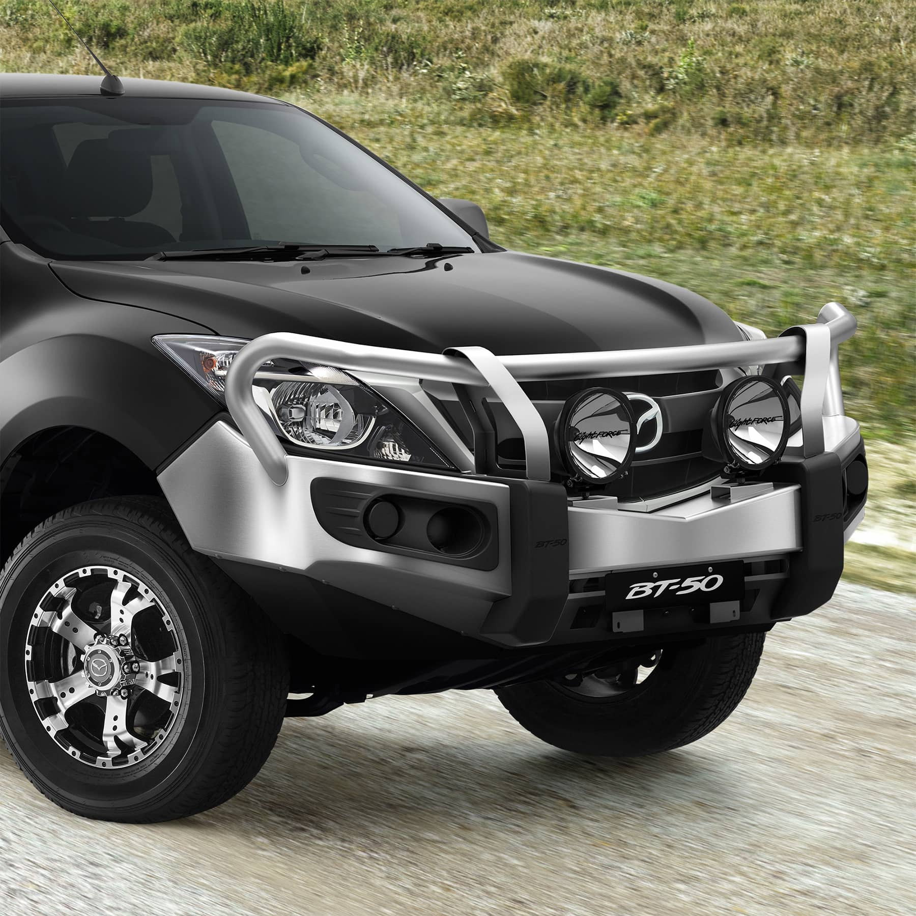 New Mazda bt-50 Vehicle