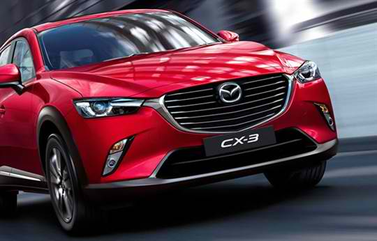 Can You Legally Drive Your Mazda CX-3 Five Km Over the Speed Limit?