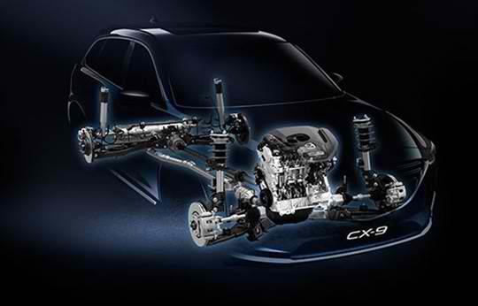 Mazda cx-9 (2)