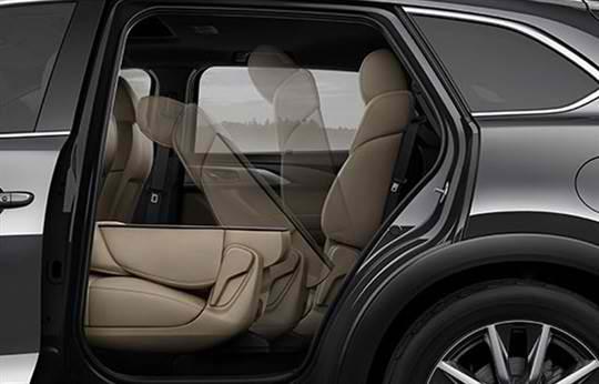 Mazda Car Space