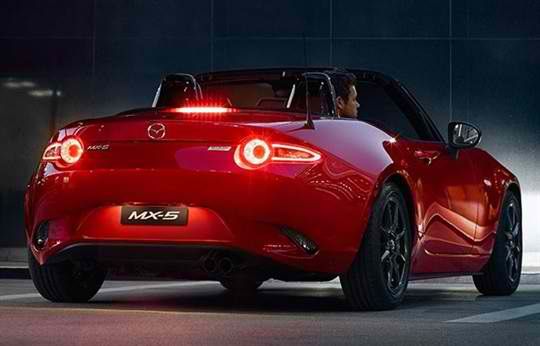 Mazda mx-5 Driving Technology(2)