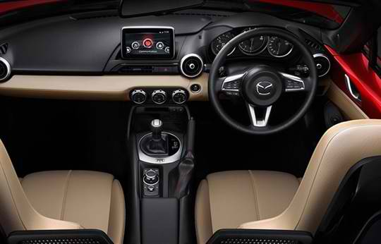 Mazda mx-5 Driving Technology(3)