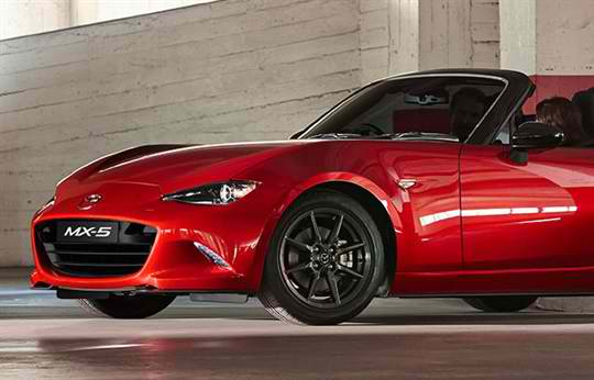 Mazda mx-5 Driving Technology(4)