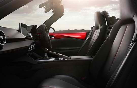 Mazda mx-5 Driving Technology(5)