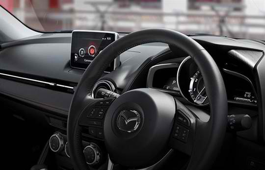 Mazda2 Active Driving Display (1)