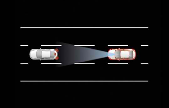 Mazda2 - Smart City Brake Support