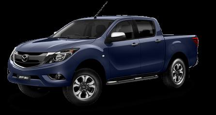 Mazda Grade bt-50 - Dual Cab -xtr pickup