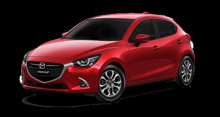 Mazda2 Grade - Hatch- GT
