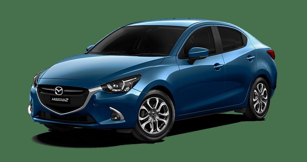 Mazda 2 Grade - Sedan- GT