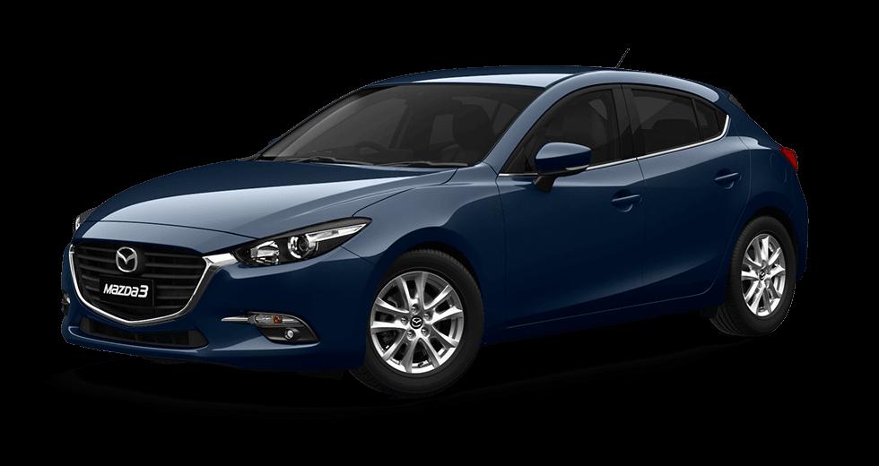 Mazda 3 Grade - Hatch - Maxx