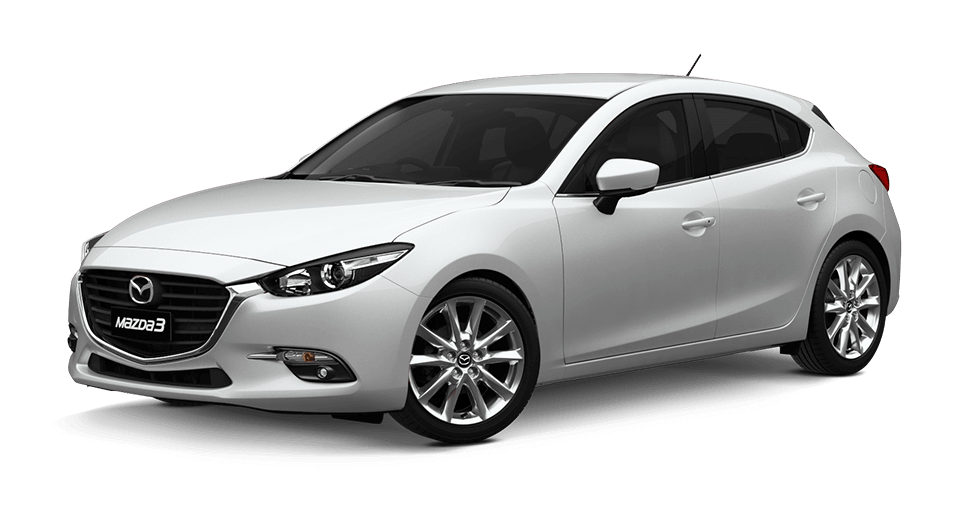 Mazda 3 Grade - Hatch - sp25
