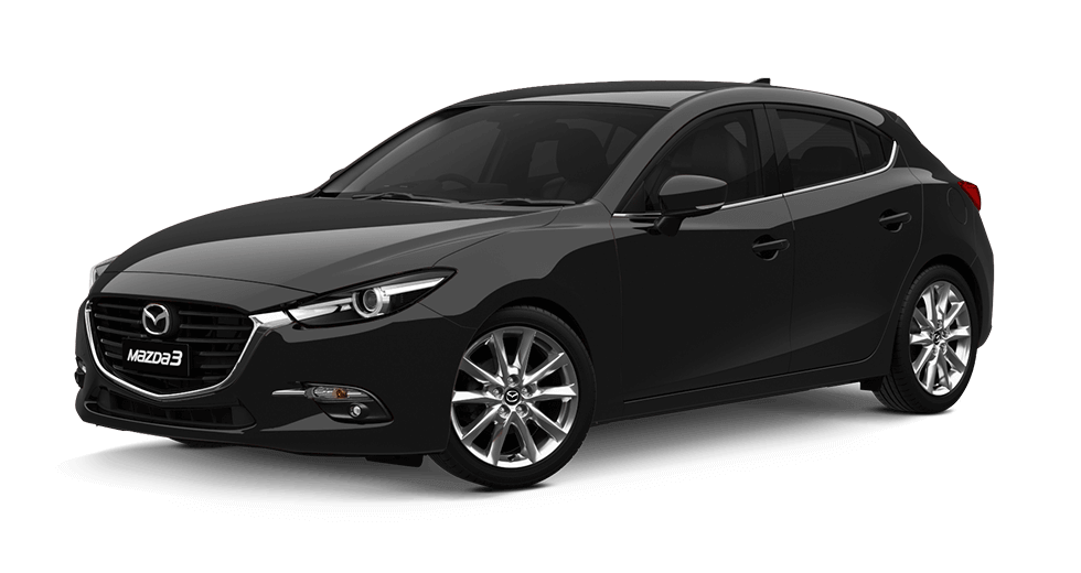 Mazda 3 Grade - Hatch - sp25gt