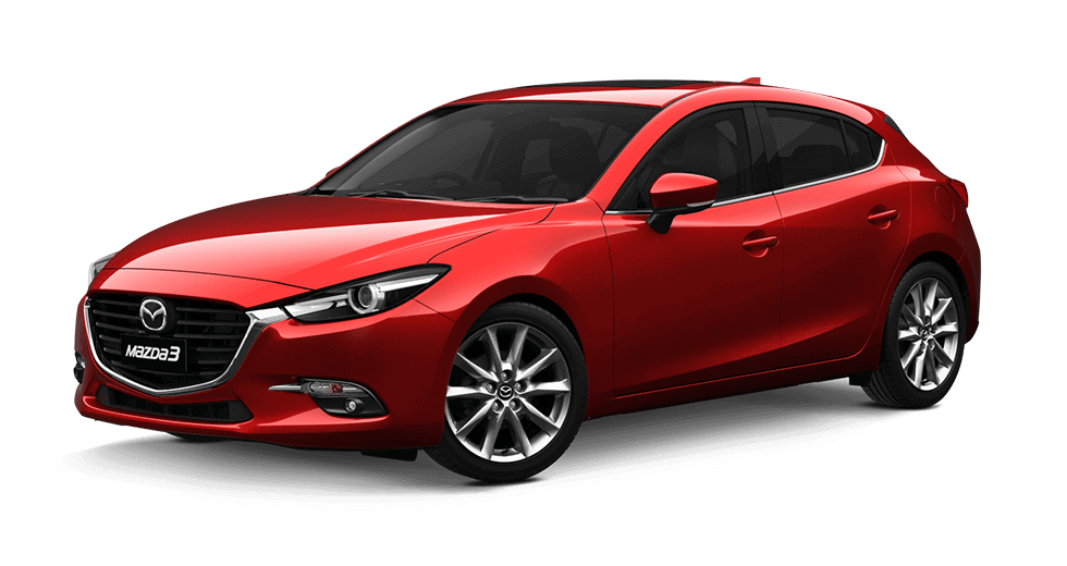 Mazda 3 Grade - Hatch - sp25 Astina