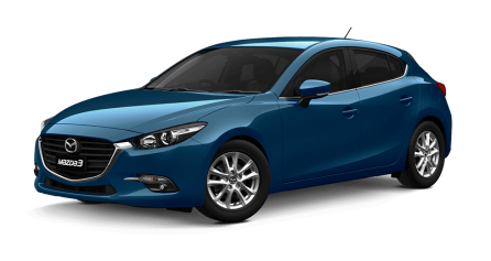 Mazda3 Grade - Hatch - Touring