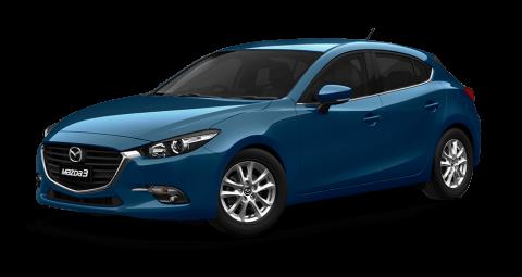 Mazda3 Grade - Hatch - Touring