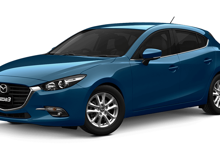 Safe, Drivable and Good to Look at – The New Mazda 3