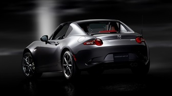 MAZDA MX-5 RF WITH RETRACTABLE HARDTOP MAKES GLOBAL DEBUT