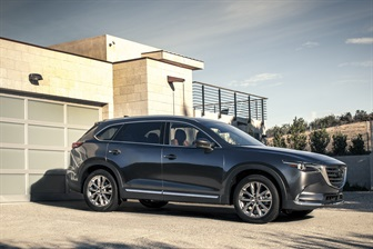 MAZDA INCREASES I-ACTIVSENSE SAFETY TECHNOLOGY ON BRAND-NEW MAZDA CX-9
