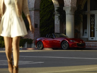 ALL-NEW MAZDA MX-5 WINS ANOTHER PRESTIGIOUS DESIGN AWARD