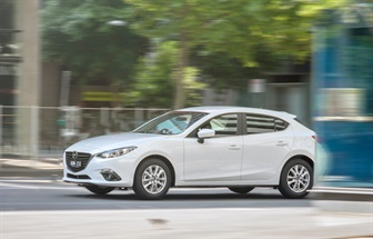 MAZDA3 GLOBAL PRODUCTION REACHES FIVE MILLION UNITS