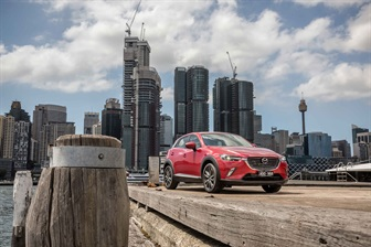 MAZDA SETS NEW MAY BENCHMARK