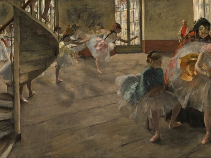 MELBOURNE WINTER MASTERPIECES: MAZDA PRESENTS THE WORKS OF RENOWNED IMPRESSIONIST ARTIST EDGAR DEGAS