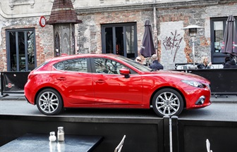 MAZDA KICK STARTS 2016 WITH RECORD JANUARY