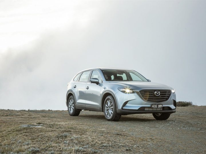 BRAND-NEW MAZDA CX-9 ON SALE NOW