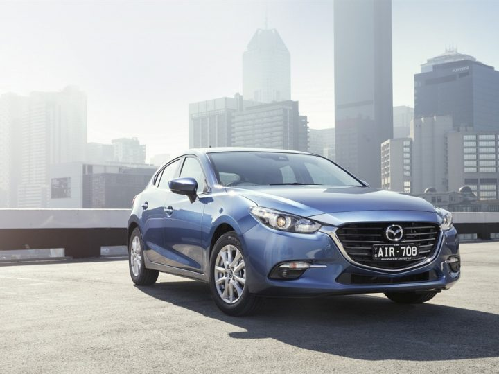 NEW MAZDA3: ADDED SAFETY, SMOOTHER DRIVING, REFRESHED STYLING
