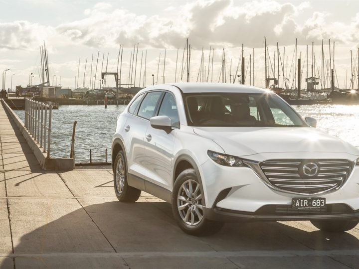 RECORD AUGUST SUV NUMBERS BOOST MAZDA SALES