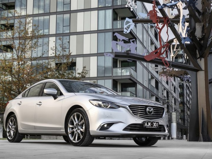 NEW MAZDA6 ADDS MORE STYLE WITH NO PRICE INCREASE