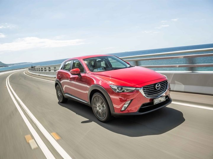 MOTORING.COM.AU RECOMMENDS FIVE OF MAZDA'S BEST